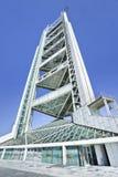 Ling Long Pagoda, Olympiapark, Peking, China Lizenzfreie Stockfotos