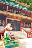 Ling Sen Tong, Świątynna jama, Ipoh Obrazy Royalty Free