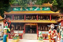 Ling Sen Tong, cueva del templo, Ipoh Imágenes de archivo libres de regalías