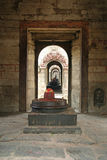 Linga at Pashupatinath in Kathmandu Stock Photos