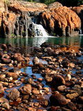Lingamala Stream Royalty Free Stock Image