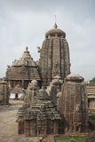 Lingaraja Hindu Temple Royalty Free Stock Images