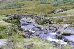 Lingcove Bridge Eskdale Royalty Free Stock Photo