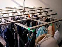 Lingerie καλτσών Underware ένωση στη γραμμή ενδυμάτων με ligh Στοκ φωτογραφία με δικαίωμα ελεύθερης χρήσης