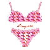 Lingerie Stock Image