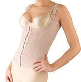 Lingerie corset Stock Images