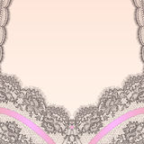 Lingerie Lace. Stock Image