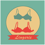 Lingerie Royalty Free Stock Photos