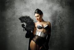 Lingerie sensuelle Photographie stock