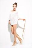 Lingerie, stockings Stock Image