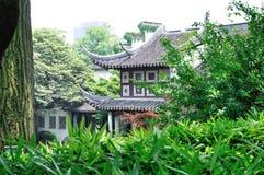 A Lingering Garden landscape Royalty Free Stock Image