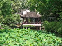 The Lingering Garden, a renowned classical Chinese garden, recognized as a UNESCO World Heritage Site at Suzhou, Jiangsu province,. China stock images