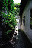 Lingering Garden scenery Stock Photos