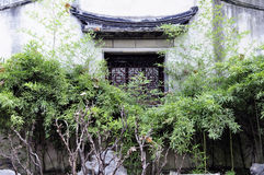 Lingering garden in suzhou Royalty Free Stock Image