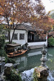 Lingering garden in suzhou Royalty Free Stock Photos