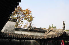 Lingering garden in suzhou Royalty Free Stock Photography