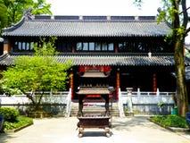 Linggu Buddhist temple Royalty Free Stock Photos