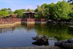 Lingnan Garden Royalty Free Stock Image