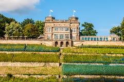 Lingner Palace Royalty Free Stock Image