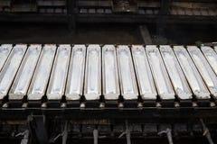 Lingot en aluminium photographie stock