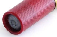 Lingote del shell de escopeta Imágenes de archivo libres de regalías