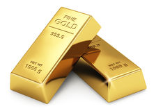 Lingotes del oro