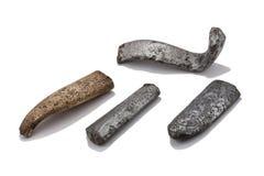 Lingots du bijoutier antique Photographie stock libre de droits