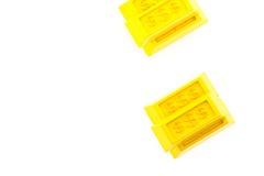 Lingotti lucidi dell'oro Immagine Stock Libera da Diritti