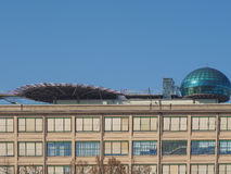 Lingotto conference centre in Turin Royalty Free Stock Image