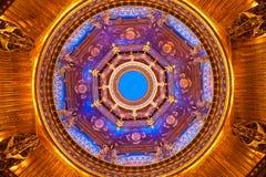 Lingshan Bouddha Image stock