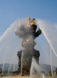 Lingshan Grand Buddha Stock Photography