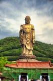 Lingshan Grand Buddha Scenic Area Wuxi Stock Image