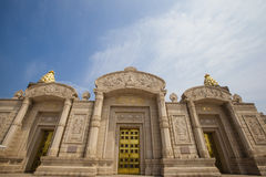 Lingshan Palace Stock Photo