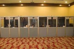 LINGUA INDONESIANA DA ESSERE VERSO SUD-EST LINGUA UFFICIALE ASIATICA Fotografia Stock Libera da Diritti