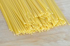 Linguine Stock Photography