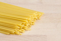 Linguine pasta Stock Images