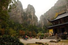 Lingyan Temple Stock Photo