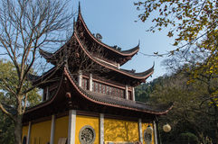 Lingyin Immagine Stock