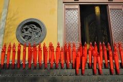 Lingyin Confucian temple, Hangzhou, China Stock Photo