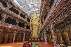 Linh Phuoc Pagoda Immagine Stock Libera da Diritti