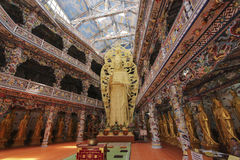 Linh Phuoc Pagoda Royalty Free Stock Image