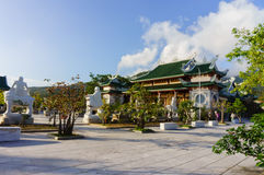 Linh Ung pagoda, Da Nang, Viet Nam Stock Image