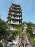 Linh Ung Pagoda, Vietnam. Linh Ung Pagoda, Da Nang, Vietnam stock images