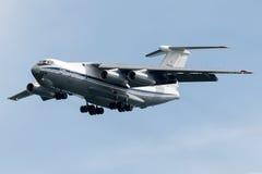 Linha aérea do estado de unidade do voo de RA-78842 Rússia 224th, Ilyushin IL-76MD Fotos de Stock