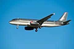 Linha aérea jordana real Imagem de Stock Royalty Free