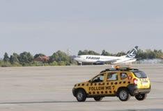 Linha aérea nacional romena Tarom, Airbus A310 Imagem de Stock Royalty Free