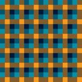 Linha abstrata illust geométrico do fundo do teste padrão de matéria têxtil Foto de Stock Royalty Free