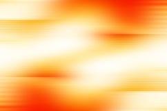 Linha alaranjada abstrata fundo Foto de Stock Royalty Free