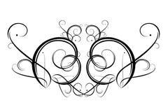 Linha arte ilustração royalty free