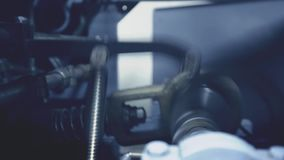 Linha automatizada para fazer a produção de empacotamento filme